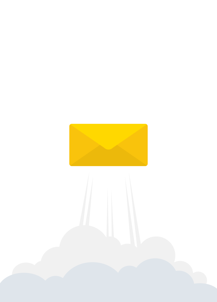 Rinkodaros pradžia el. paštu